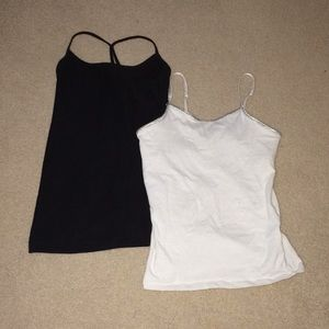 Two Basic Tank Tops